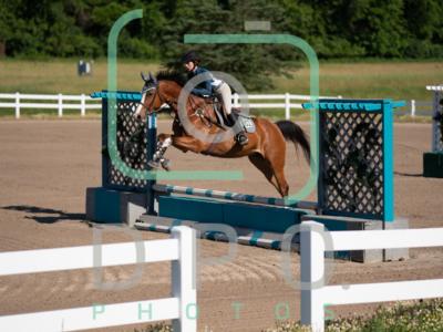 6-14-20 Hill Top Horse Show Jumper Ring